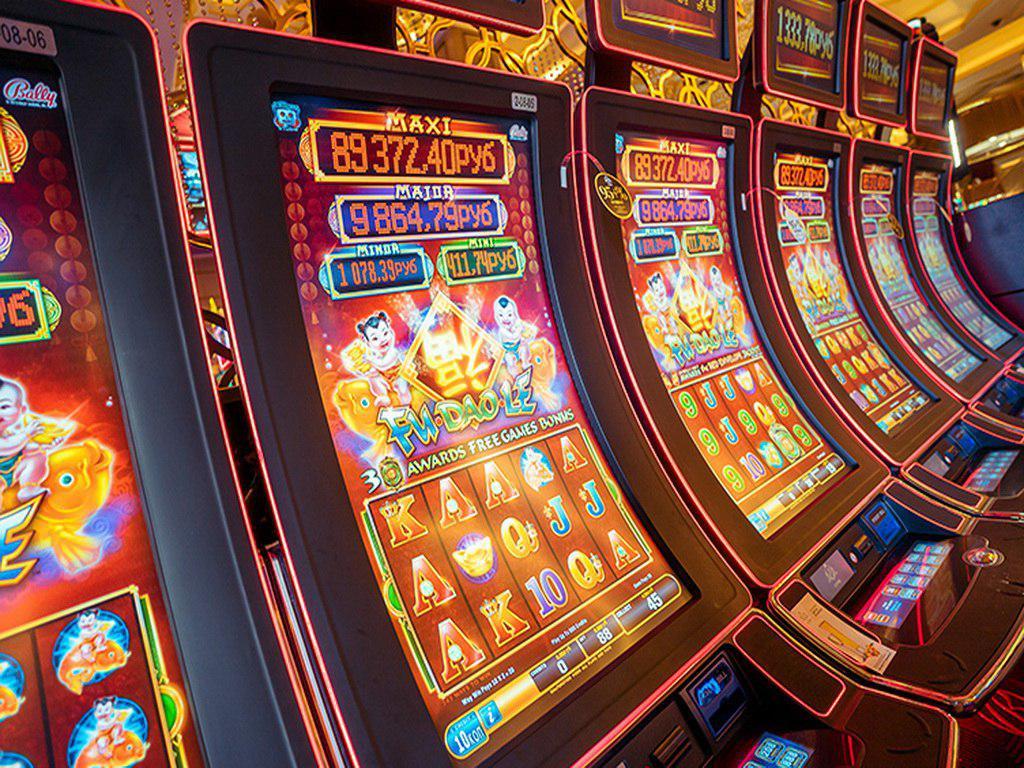 игровые аппараты казино онлайн играть