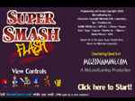 Super Smash Flash - флеш игра онлайн