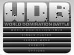 WDB - World Domination Battle - флеш игра онлайн