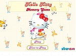 Hello Kitty Мемори Гейм - играть онлайн бесплатно