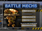 Battle Mechs - флеш игра онлайн