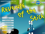 Revenge Of The Stick - флеш игра онлайн