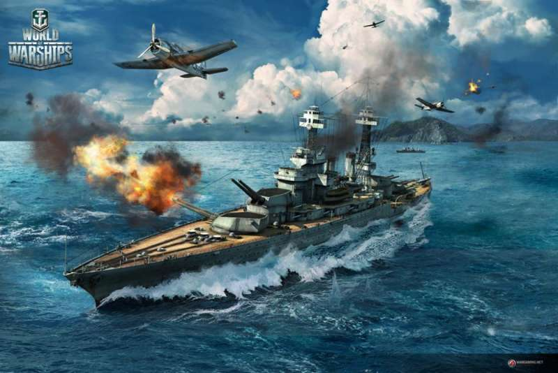 World of Warships скриншот 3