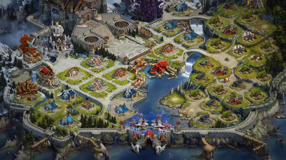 Vikings: War of Clans скриншот 4
