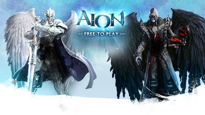 Обзор MMORPG Aion