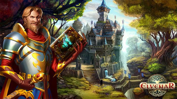 Обзор MMORPG Elvenar