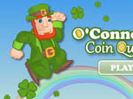 O'Conner's Coin Quest - флеш игра онлайн