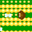 Honey Bear - флеш игра онлайн