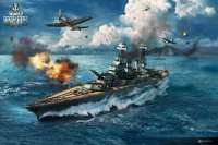 World of Warships, скриншот 3